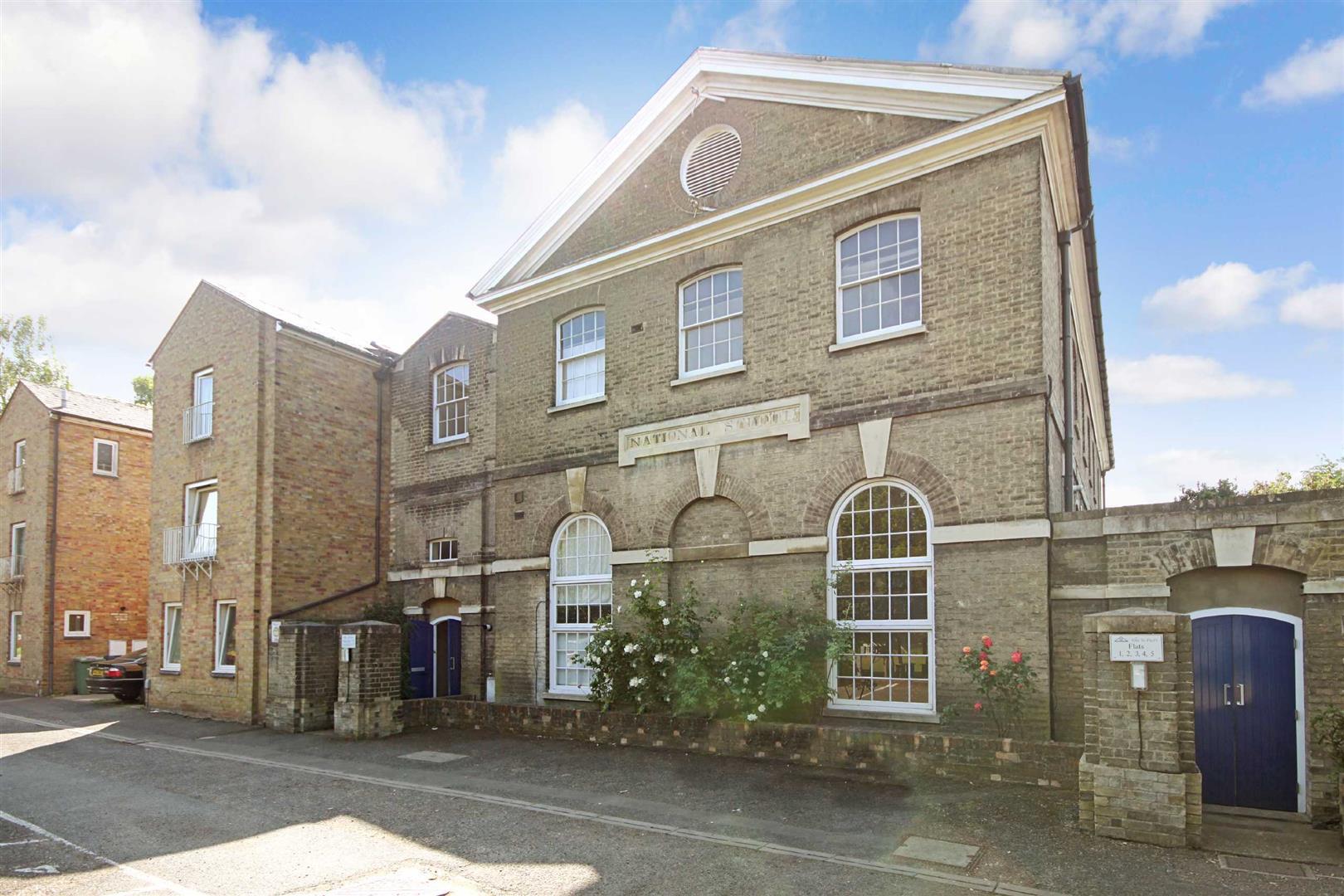 Old St Paul's, Russell Street, Cambridge, Cambridge